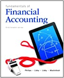 Fundamentals of Financial Accounting with Connect Access Card