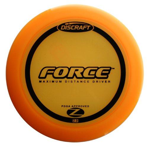 Force Disc - Discraft Force Elite Z Golf Disc, 173-174 Grams