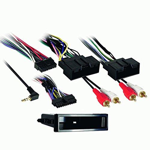Metra 99-5846B Aftermarket Radio Installation Dash Kit