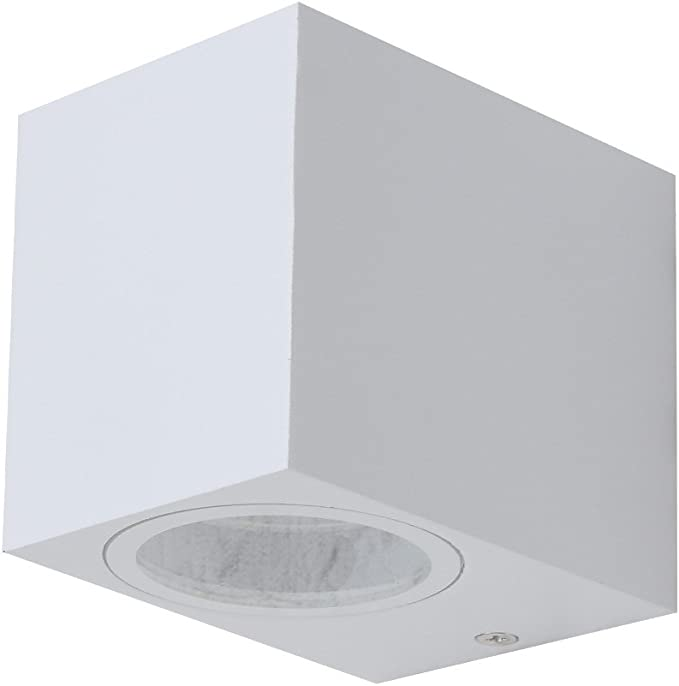 LED Strahler Wandlampe Weiß Schwenkbar 962lm 3000K Sparlampe Wandleuchte