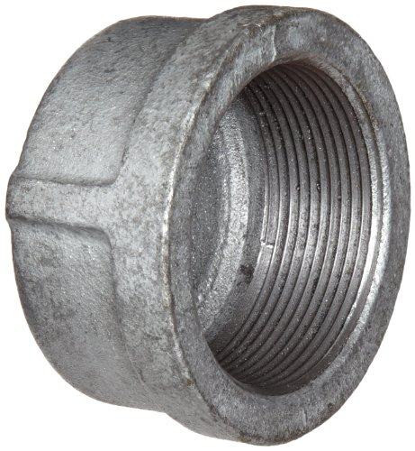 Anvil 8700132924, Malleable Iron Pipe Fitting, Cap, 3