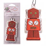 Fun Air Freshener - Dewberry Fragranced Robot by Puckador