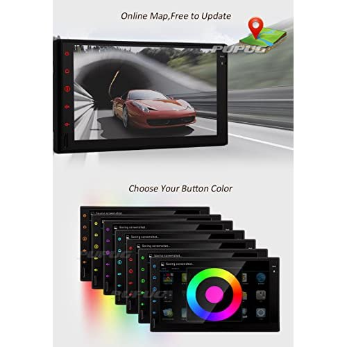 durable service Full HD Multi-Touch Screen Monitor avec Double din GPS 7inch st¨¦r¨¦o voiture syst¨¨me Android Radio Car Stereo In dash Quad-core Car Tablet support GPS Bluetooth Navigation 3G Wifi Hotspot Inter