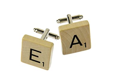 Miniblings Scrabble Gemelos de Carta de solicitud de ABC ...