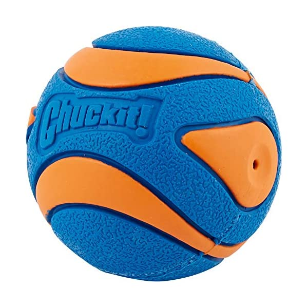 Chuckit Ultra Squeaker Ball, Medium, Pack of 2 5