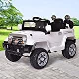 3 jaxpety 12v jeep style kids ride on truck battery powered electric car wremote control