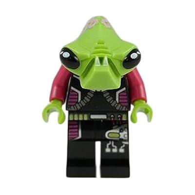LEGO Alien Pilot Minifigure: Lego Alien Conquest: Toys & Games