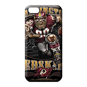 iphone 5 5s Proof Customized Awesome Look cell phone carrying cases washington redskins nfl football