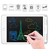 Tecboss LCD Writing Tablet, Colorful Electronic