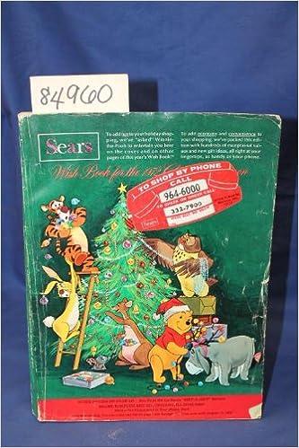 Sears Christmas Photos.Sears Catalog Wishbook For The 1972 Christmas Season Sears