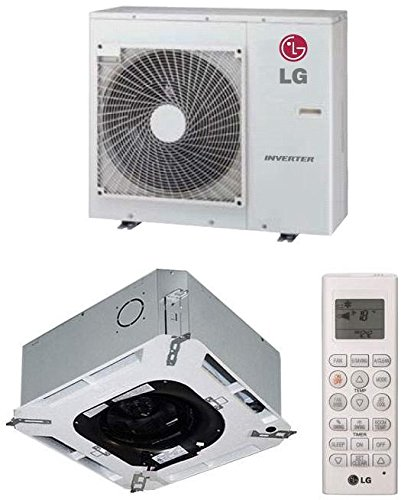 LG LC187HV 18000 BTU Single Zone Mini Split System with 20 SEER, 15 EER, 230/208 Volts by LG