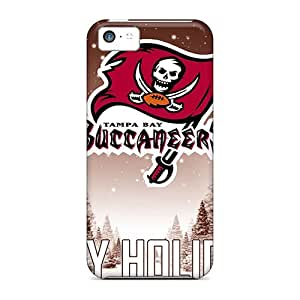 Fashion Tpu Case For Iphone 5c- Tampa Bay Buccaneers Defender Case Cover
