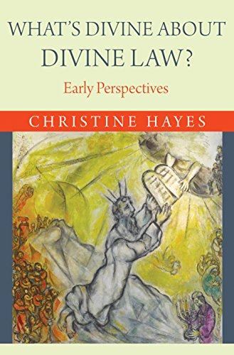 Download What's Divine about Divine Law?: Early Perspectives Pdf