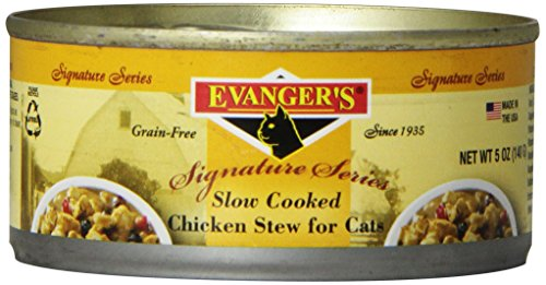 EVANGER'S 776351 24-Pack Signature Series Grain Free Slow Co