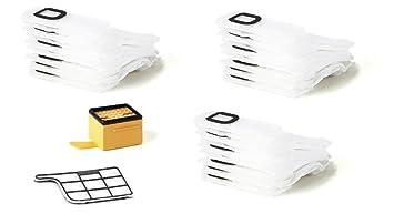 18 Filtertüten Beutel Vlies geeignet Vorwerk Kobold 135 136 Hepafilter