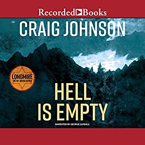 Hell Is Empty Audiobook