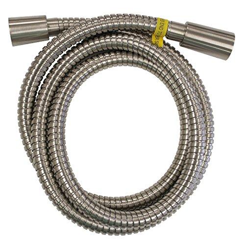 - Speakman VS-157-BN Metal Hose, 5', Nickel