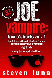 Joe Vampire: Box O' Shorts Vol. 1: Joedaism, Night Falls and A Very Joe Vampire Holiday