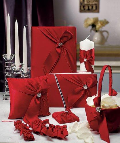 Beverly Clark Monroe Collection Garter Set - Ruby ()