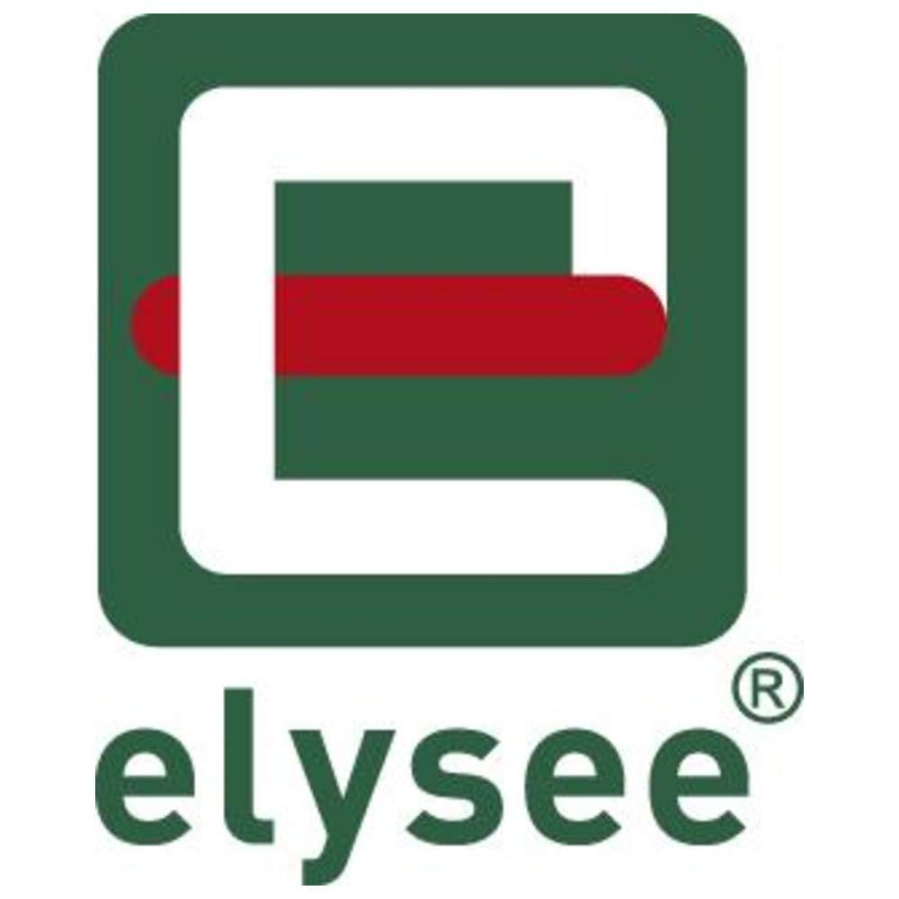 Elysee 22549-48 Canvas-ShortsSao Paulo Gr/ö/ße 48 in grau//schwarz,