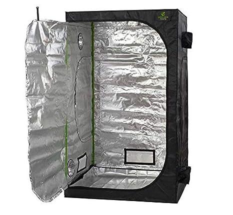 Portable Green Room//Bud Room for Gardening 100/% PVC Free Quality 100cm x 100cm x 200cm//1m x 1m x 2m