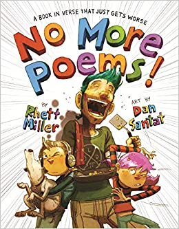 Image result for no more poems amazon