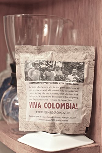VIVA COLOMBIA! Fresh, Unroasted, Green Beans, (1 lb. Bag)