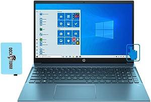 HP Pavilion - 15-eg Teal Home & Business Laptop (Intel i7-1165G7 4-Core, 16GB RAM, 512GB SSD, Intel Iris Xe, 15.6