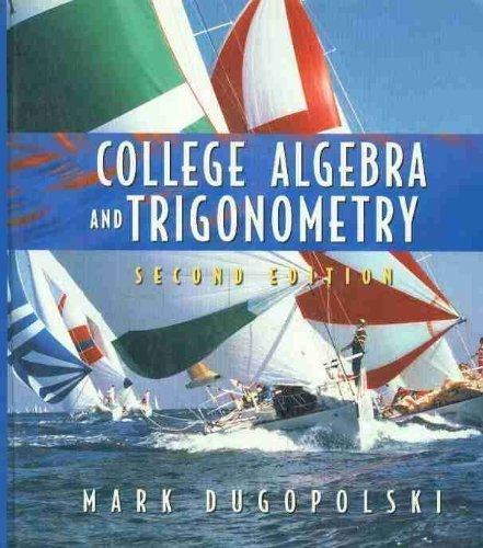 Librarika Algebra And Trigonometry 3rd Edition