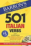 img - for 501 Italian Verbs: with CD-ROM (501 Verb Series) book / textbook / text book