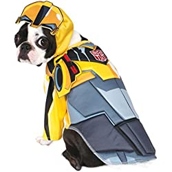 Rubie's Transformers Bumble Bee Deluxe Pet Costume, X-Large