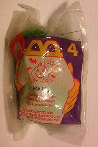 McDonalds - Halloween Nugget - Dragon #4 - 2004]()