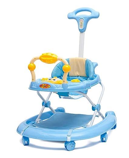 GPAN Plegable Andador Bebés,con Música Bandeja,Multifuncional, 5 ...