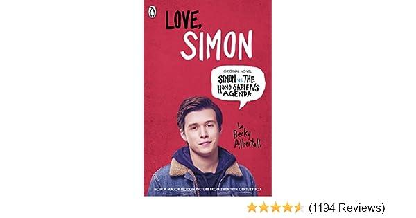 Amazon.com: Love Simon: Simon Vs The Homo Sapiens Agenda ...