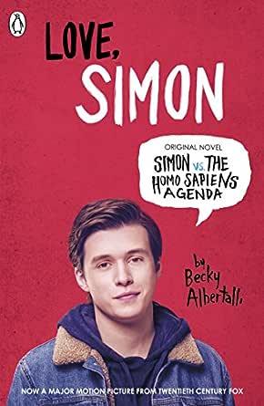 Amazon.com: Love Simon: Simon Vs The Homo Sapiens Agenda