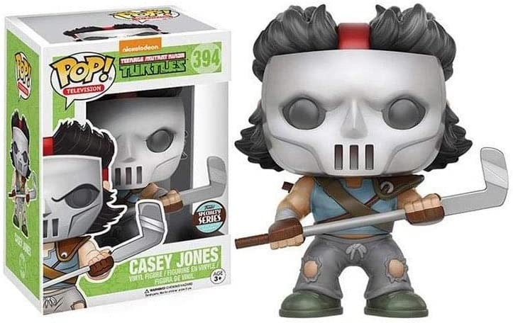 "Teenage Mutant Ninja Turtles POP! Specialty Casey Jones 3.75"" Vinyl Figure"