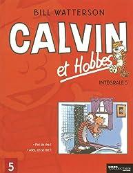 Intégrale Calvin et Hobbes T5