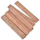 10PCS Clarinet Neck Joint Cork Sheet Instrument