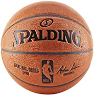 Spalding NBA Replica Indoor/Outdoor Game Ball