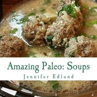 book cover of Amazing Paleo