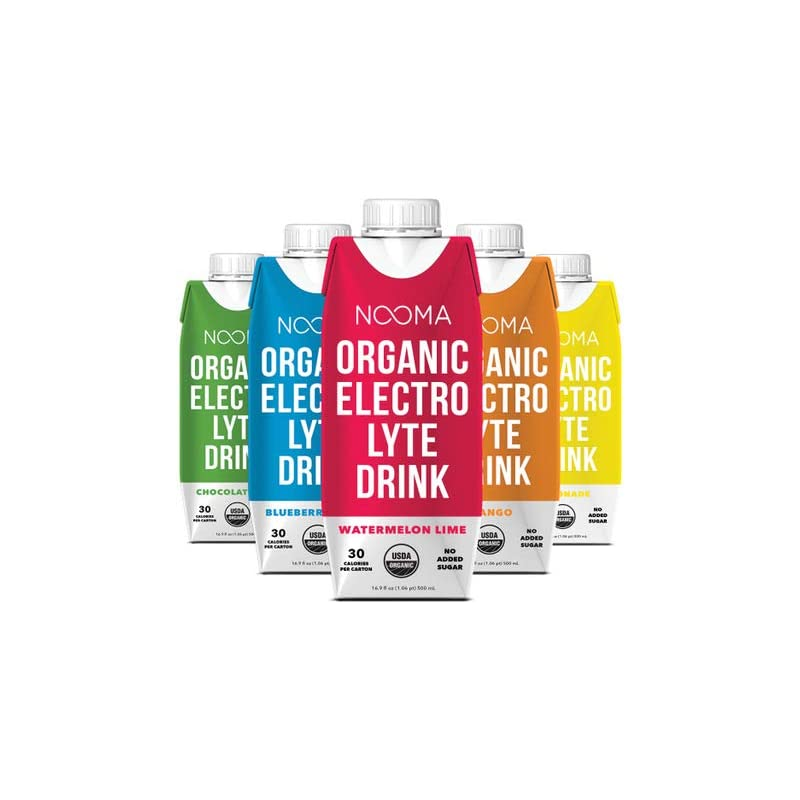 NOOMA Organic Electrolyte Sports Drink |