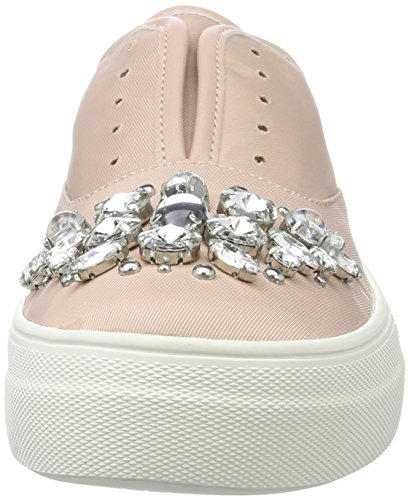 Steve Madden Damen Passion Slip On Sneaker Pink (arrossire)