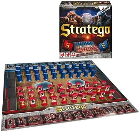Diset Stratego - Stratego Sci-Fi 80514: Amazon.es: Juguetes y juegos
