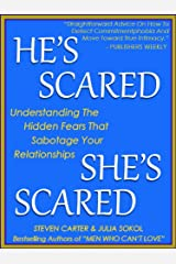 HE'S SCARED, SHE'S SCARED Kindle Edition