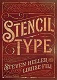 """""""Stencil Type"""" av Steven Heller"""