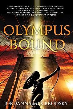 Olympus Bound by Jordanna Max Brodsky
