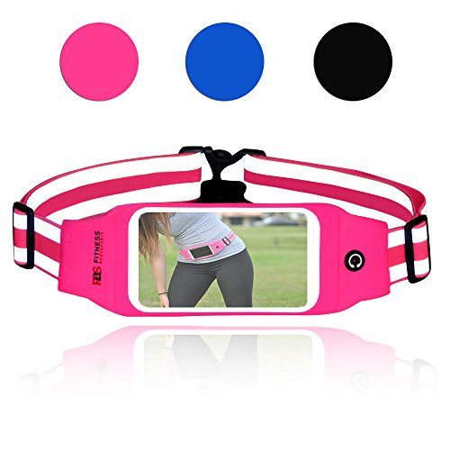 Running Fanny Pack Reflective Belt
