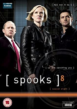 Spooks - BBC Series 8 (New Packaging) [DVD]: Amazon.co.uk: Peter ...