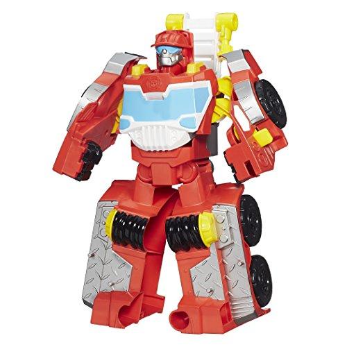 Transformers Rescue Bots Playskool Heroes Elite Rescue Heatw