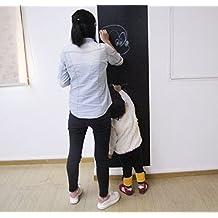 Removable Black Chalkboard Wall Paper/decal School & Home Chalk Blackboard Sticker 45x200cm (45x200cm)